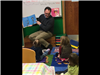 Eric Norris, state librarian, reads i like myself, by karen beaumont