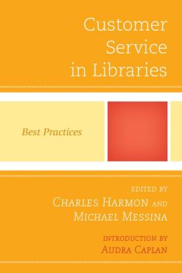 Customer Service in Libraries
