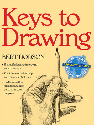 Keys to Drawing book cover