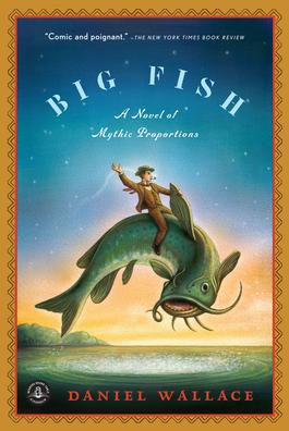 Big Fish book cover