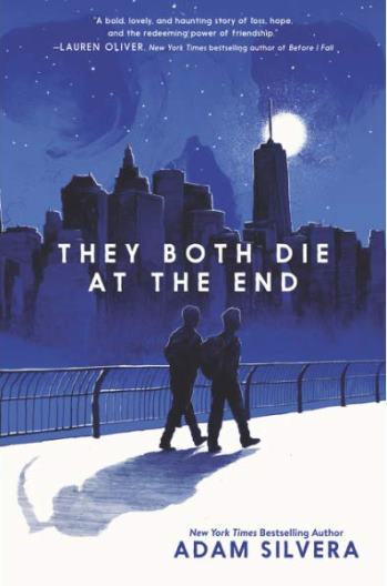 They Both Die at the End book cover