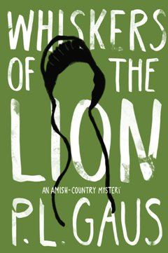 Whiskers of the Lion book cover