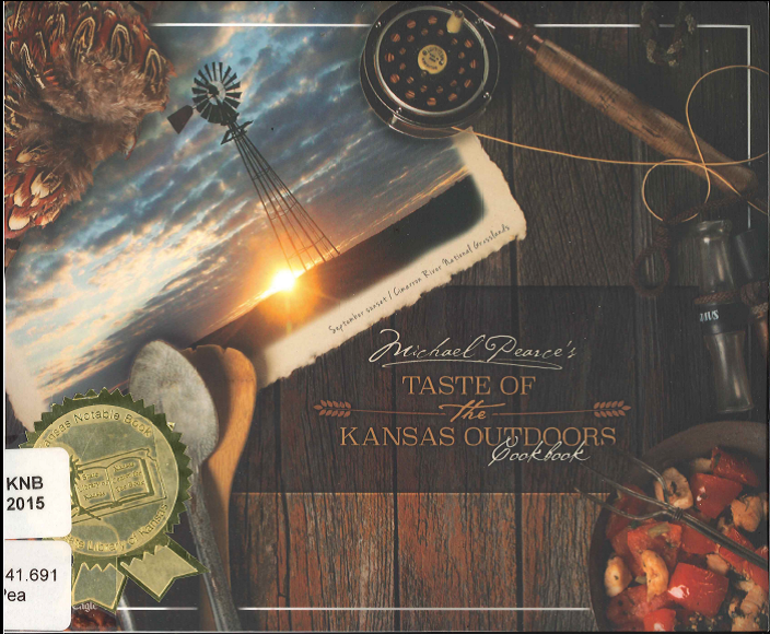 NB-Taste of the Kansas Outdoors Cookbook