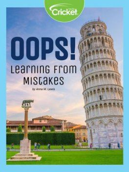 Oops! Learning from Mistakes book cover