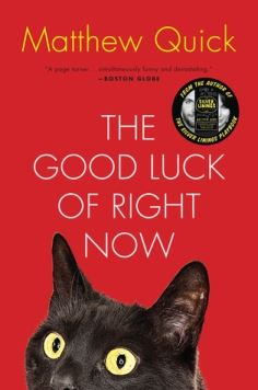 Good Luck of Right Now book cover