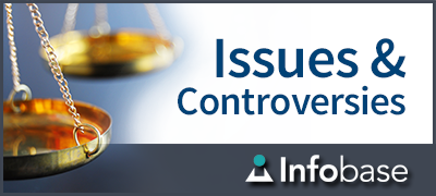 Issues and Controversies link