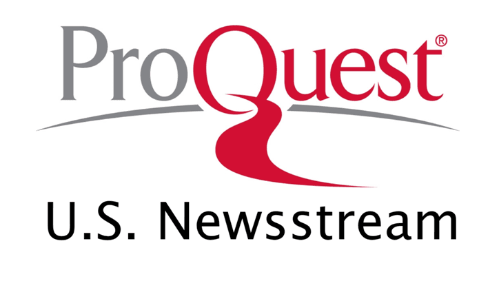 ProQuest US Newsstream banner