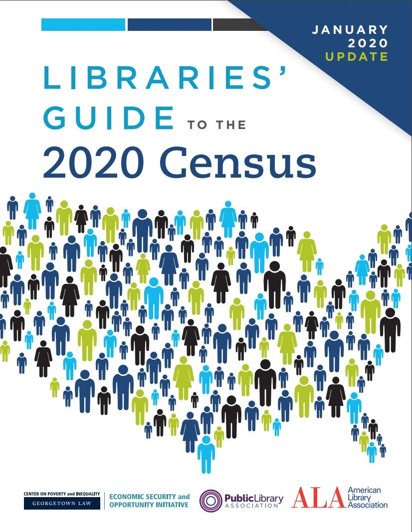 ala libraries' guide to the 2020 census update