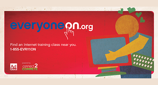 EveryoneOn - Find an Internet training class near you