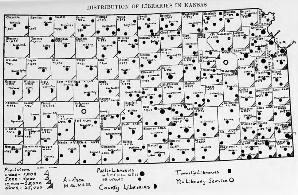 Kansas Library Bulletin 1949