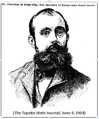 Graphic 1-Drawing of Dr. Crumbine1904