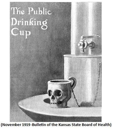 Graphic 12-The Public Drinking Cup
