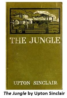 Graphic 3-The Jungle by Upton Sinclair
