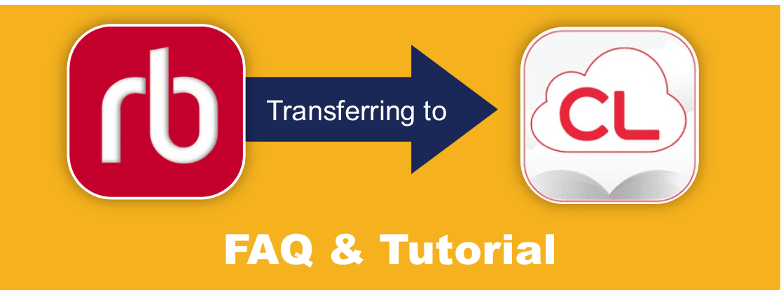 FAQ and Tutorial button