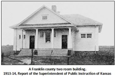 13-A Franklin county two room building