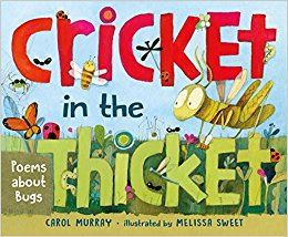 cover image for Cricket in the Thicket