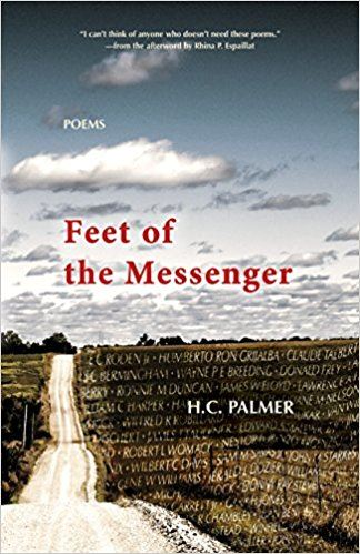 cover image for Feet of the Messenger