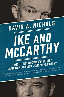 cover image for Ike and McCarthy