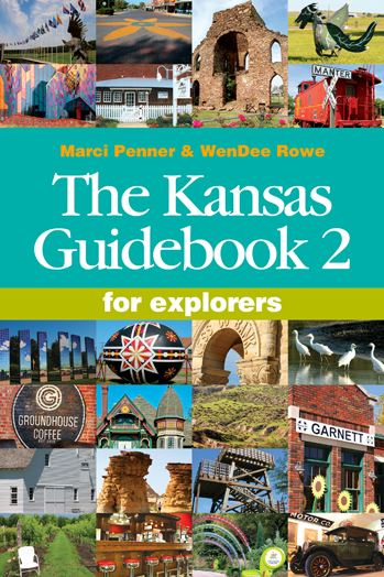 cover image for Kansas Guidebook 2 for Explorers