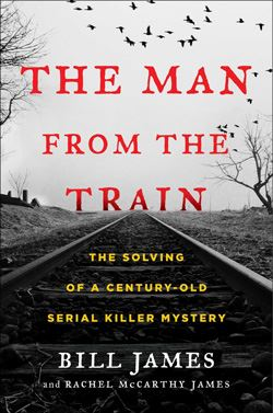 cover image for The Man from the Train
