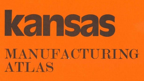 1976 Manufacturing Atlas Cover